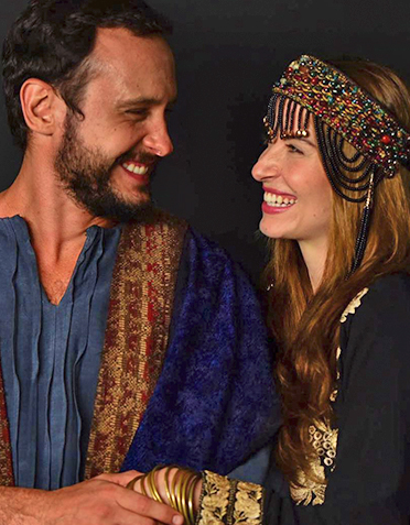Isaac and Rebekah: Couples from Genesis