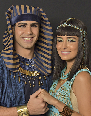 Joseph and Asenath: Couples from Genesis